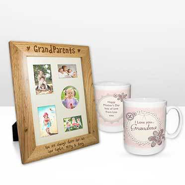Gifts For Grandparents - Shop Now