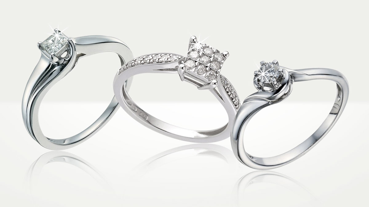 Valentine's Day Diamond Jewellery Guide
