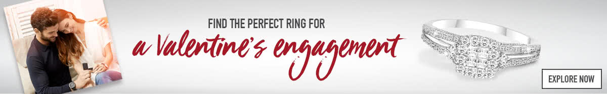 Find the perfect ring for a velentines engagement - Explore now