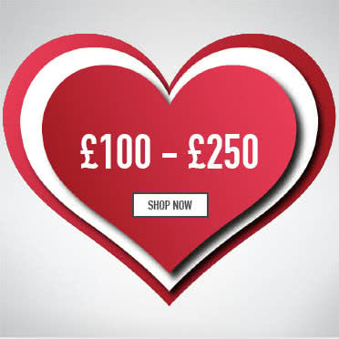 Valentines gifts for her £100-£250 - Shop Now