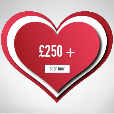 Valentines gifts for her £250 and over - Shop Now