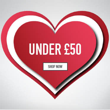 Valentines gifts for her under £50 - Shop Now