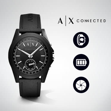 Armani Exchange Connected - Smart Watch