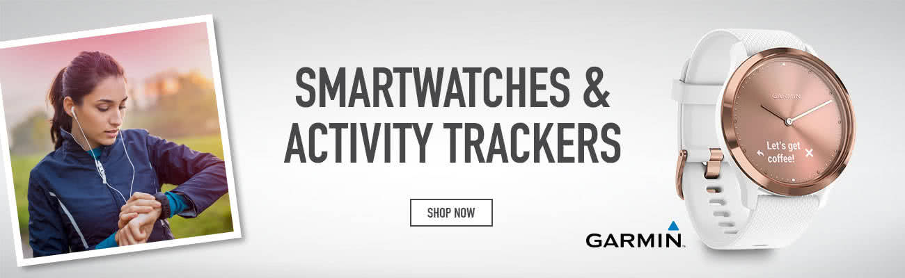 Smartwatches & activity trackers - Shop now