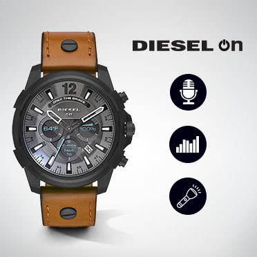 Diesel on - Smart Watch