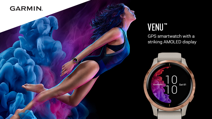 Garmin Venu Smart Watches - Shop Now