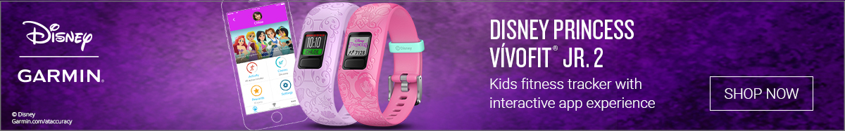 Garmin Disney Princesses Vivofit JR.2 - Shop Now