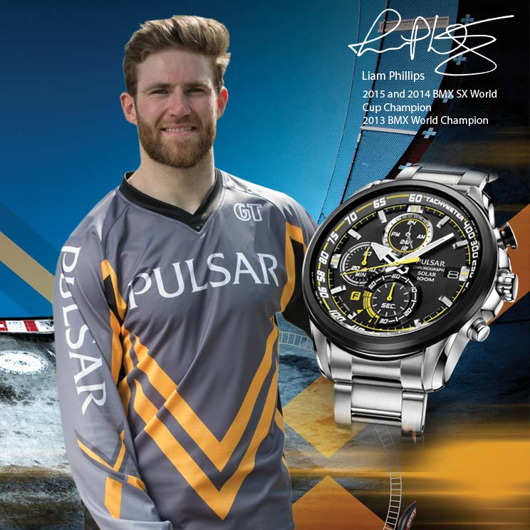 Shop all Pulsar Sport Watches