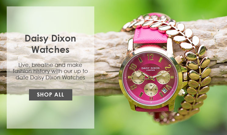 Shop All Daisy Dixon Watches