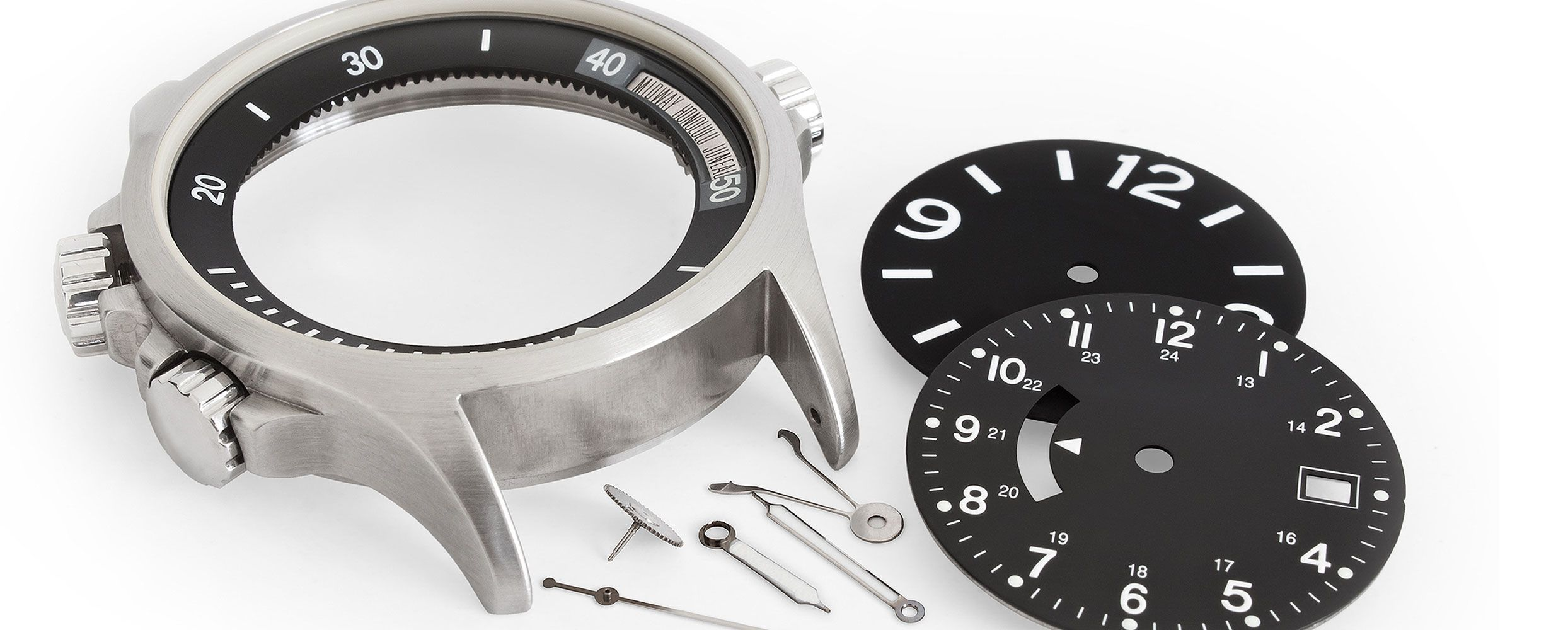WatchGuide Materials&Components-Bracelet or strap