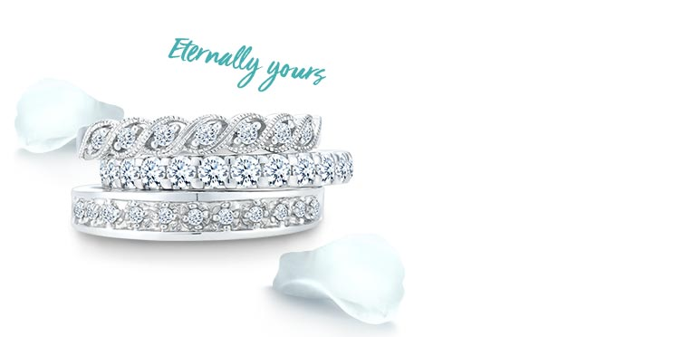 Eternity Rings - Shop now