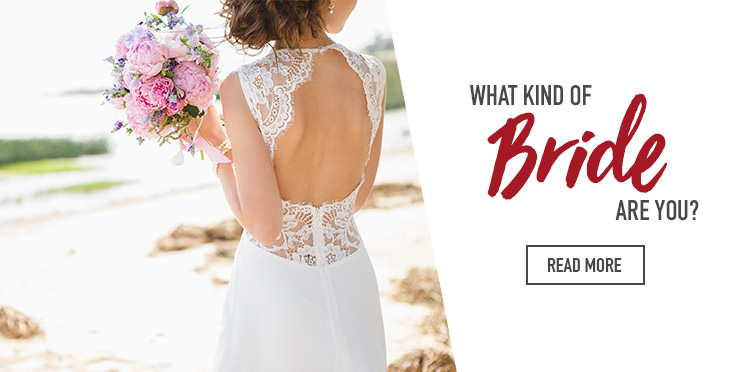 What kind of bride are you? - Bride Tribe